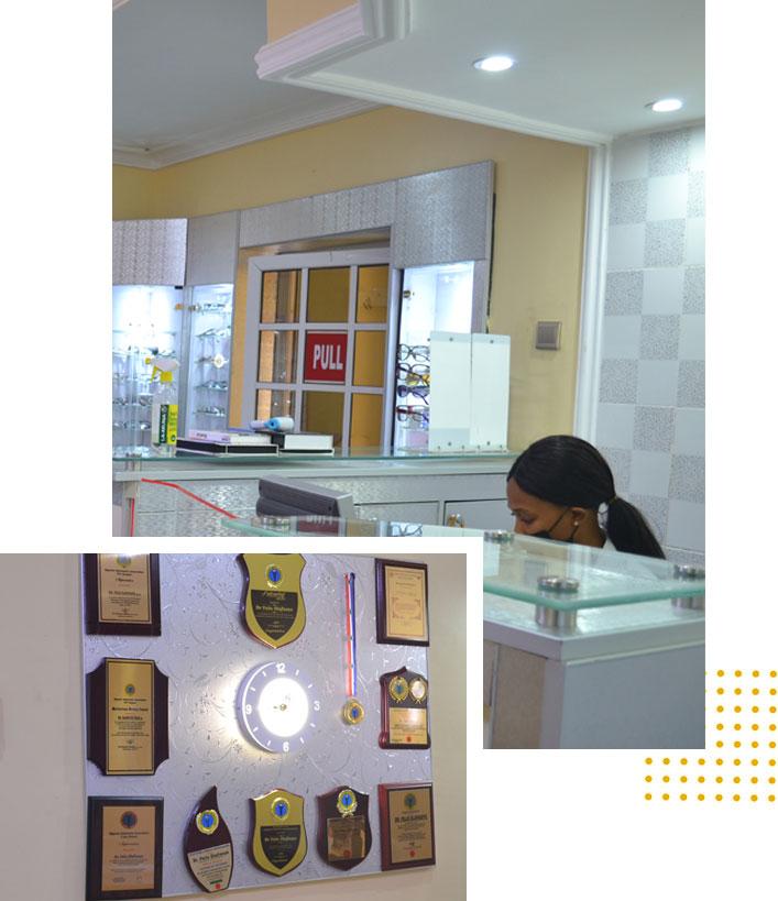 eye clinic in Abuja