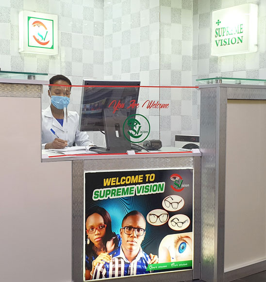 eye clinic in Abuja